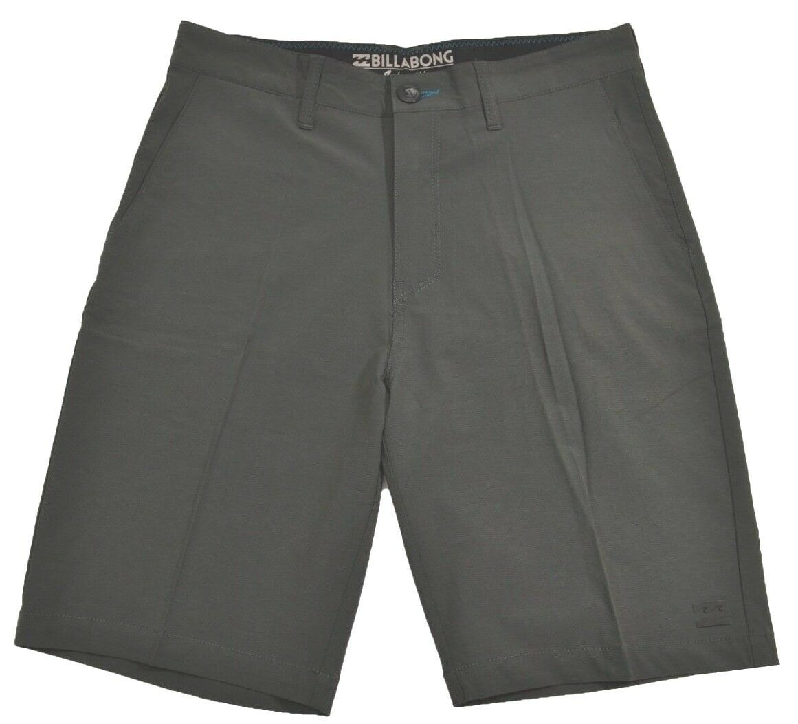 Billabong CROSSFIRE X Asphalt 4-Way Stretch Submersibles M201ACRO Men's Shorts