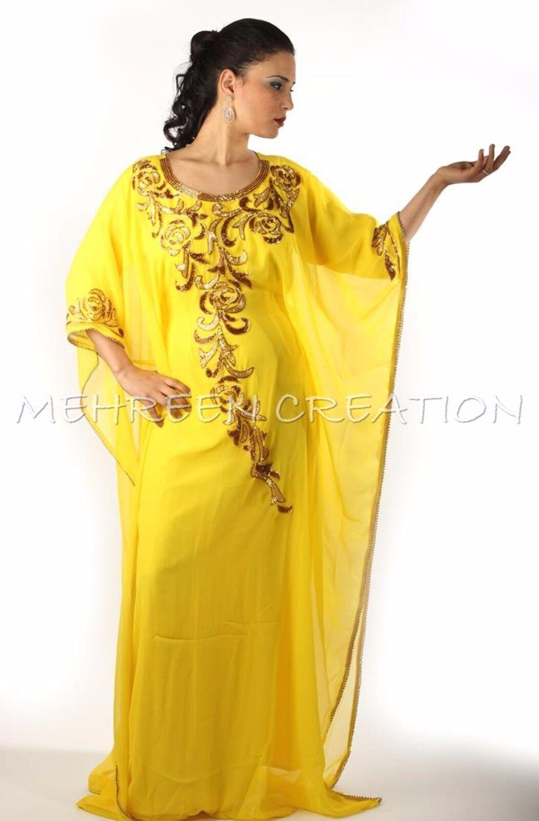DUBAI VESTIDO ELEGANT HAND MADE MgoldCCAN FOR WOMEN CLOTHING CLOTHING CLOTHING EDH 797 9c2fce