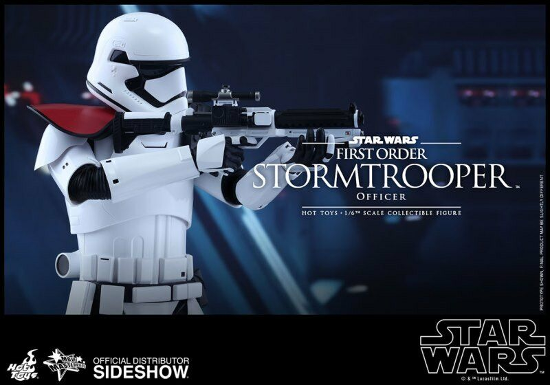STAR WARS: FIRST ORDER STORMTROOPER 1/6 Action Figure 12