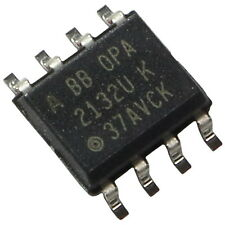 OPA2132UA Burr Brown Op-Amplifier 8MHz 20V/µs Dual FET-Input OpAmp SO-8 855965