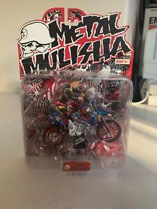 Details about Metal Mulisha Brian Deegan Toy Dirtbike Ronin Syndicate