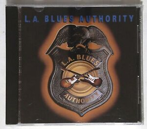 Various-L-A-Blues-Authority-BBI-2001cd-US-CD-Album-SEALED