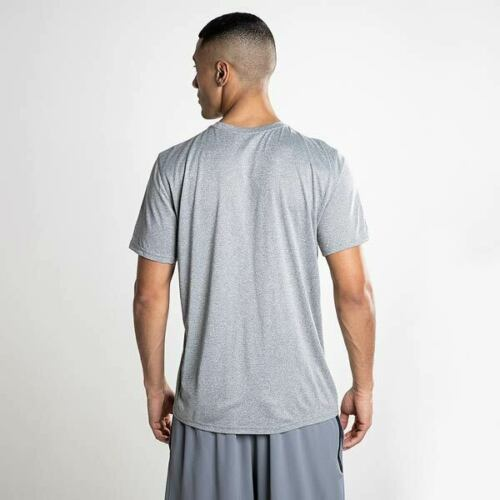 Adult L Golden State Warriors NBA Basketball Tee in grey