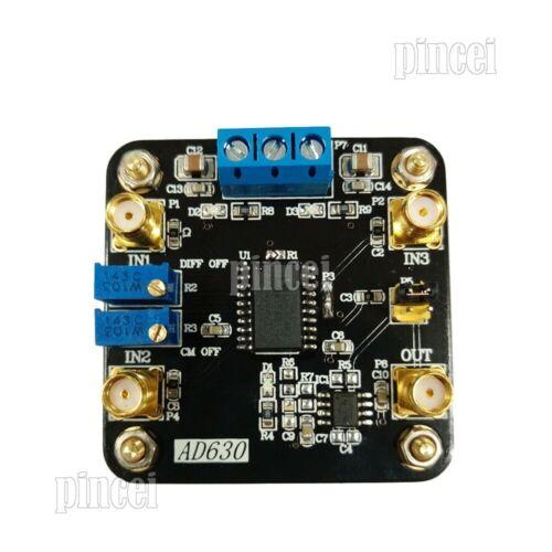 Balanced Modulator AD630 Chip Phase Locked Amplifier Modulation Demodulation
