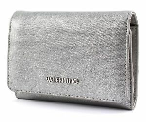 Distingué Valentino Bourse Marilyn Wallet S Argento Service Durable
