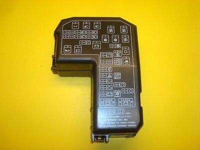 97 98 99 00 01 02 03 MITSUBISHI DIAMANTE FUSE BOX RELAY COVER 3.5L A/T V6  OEM | eBay eBay