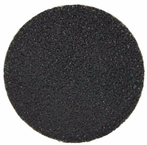 "NEIKO 11180A 10 Piece 3/"" 24 Grit Silicon Carbide Sanding Discs Roll-On and Loc"
