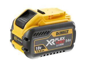 DEWALT DCB548 XR FlexVolt Slide Battery 18 / 54 Volt 12.0Ah Li-Ion 5035048706794