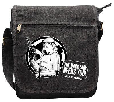 Star Wars Small Size Shoulder Bag / Messenger Bag Borsetta Stormtrooper Abystyle