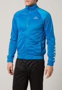 Kappa talla 148 152 cm de entrenamiento chaqueta till Kids chaqueta chaqueta deportiva azul nuevo a5114