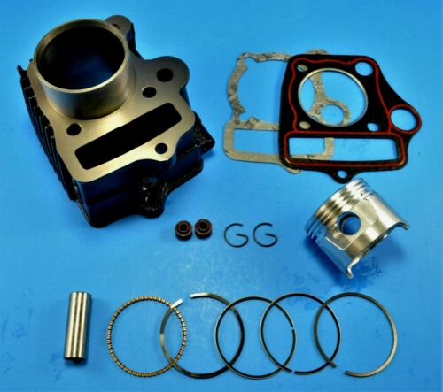 New Cylinder Piston Kit assemby For HONDA ATC70 CRF70 TRX70 XR70 S65 70cc