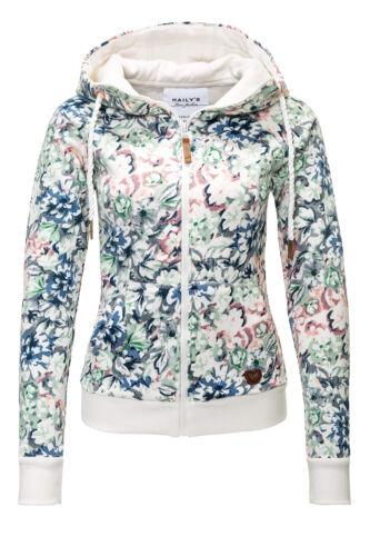 Hailys Damen Sweatjacke Hoodie Damenjacke Kapuzenjacke Sweat Jacke Pullover | eBay