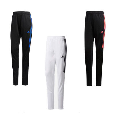 Details about NEW Adidas Tiro 17 Mens Training Pants ClimacoolSoccer White Black S M L