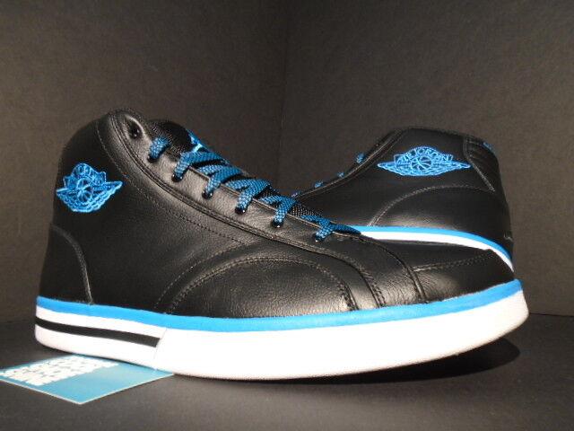 2018 Nike Air Og Jordan Phly leyenda volar Og Air Negro Láser Azul Blanco 342222-041 nuevo 12 b7274b