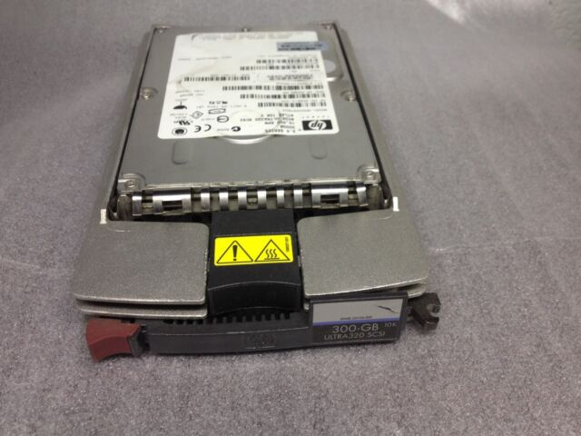 "HP BD30087B53 300 GB,Internal,10000 RPM,3.5"" (356910-003) Hard Drive"