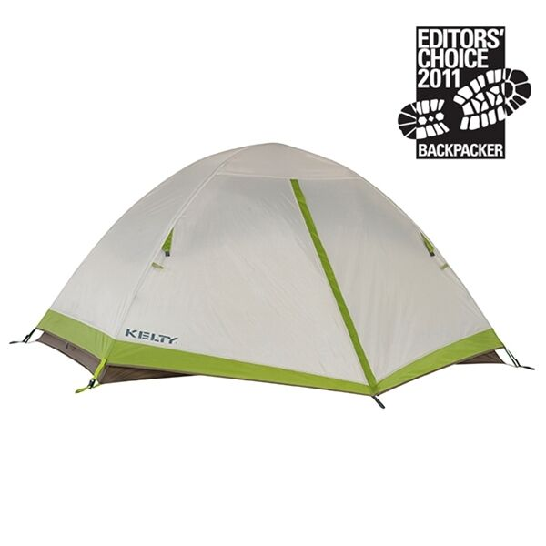 KELTY Salida 2 Person Tent  Backpacker Editors Choice Award Updated Cube Packing