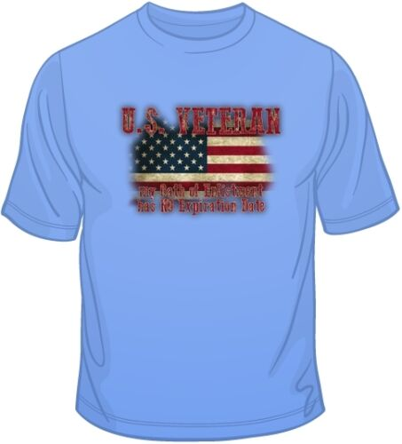 Size Veteran Oath of Enlistment T Shirt  You Choose Style U.S Color 10546