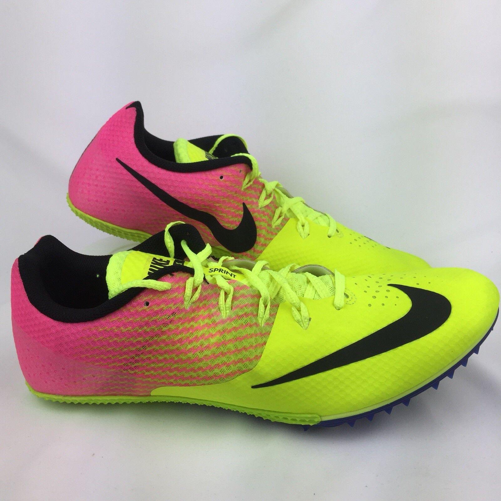 Nike Zoom rival s zapatos 8 Sprint Track spike zapatos s hombre es comodo 943e18