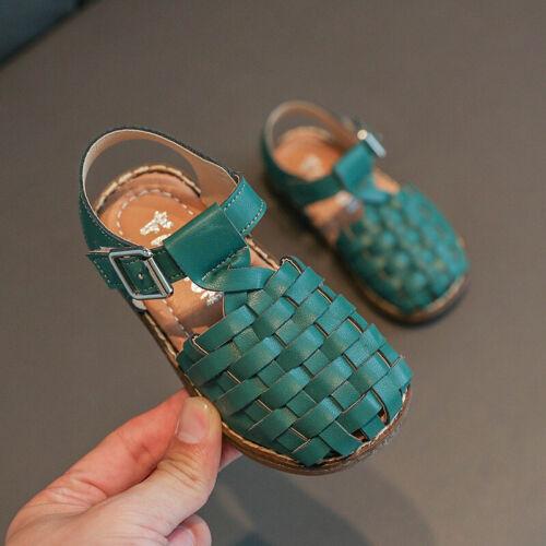 2020 Summer Toddler Princess Sandals Kids Students Fladiator Sandals for Girls