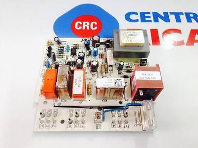 CRCH413000046 SCHEDA ELETTRONICA RICAMBIO ORIGINALE HERMANNSAUNIERDUVAL CODICE