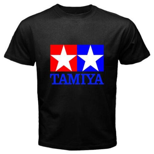 Nouveau TAMIYA légendaire années 90 voiture jouet Logo Classique Hommes T-shirt noir taille S à 3XL