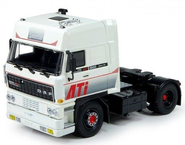 hasta un 50% de descuento TEK71637 - Camion 4x2 4x2 4x2 solo DAF 3600 Space Cab aux Colors transport ATI   - 1 5  gran venta