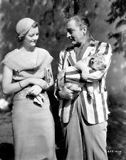 8x10 Print John Barrymore Myrna Loy 1930 #JB282