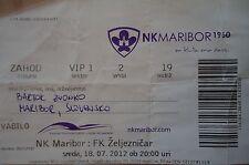 VIP TICKET UEFA EL 2012/13 NK Maribor - FK Zeljeznicar