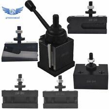 Bxa 250 222 Wedge Tool Post Holder Set Cnc Quick Change For Lathe 10 15