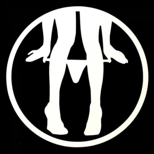 PANTY DROPPER JDM ILLEST SHOCKER STANCE TOYOTA WINDOW STICKER VINYL DECAL #052