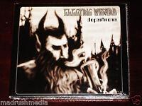 Electric Wizard: Dopethrone CD 2006 Bonus Track Rise Above UK Digipak NEW