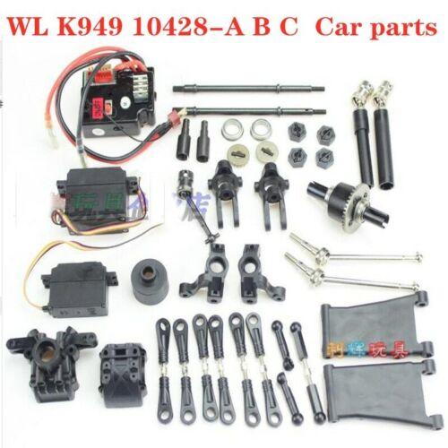WLtoys K949 10428-A B C RC Auto Parti K949-23 K949-42 K949-43 K949-47 K949-51