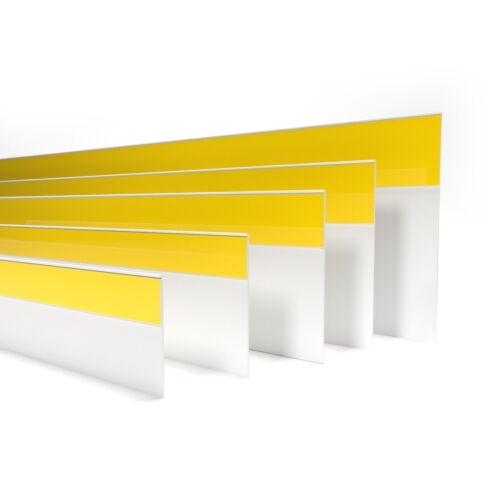 PVC 50 mm Fenêtre Cover bandes auto-adhésives Windowsill intérieur//extérieur utiliser
