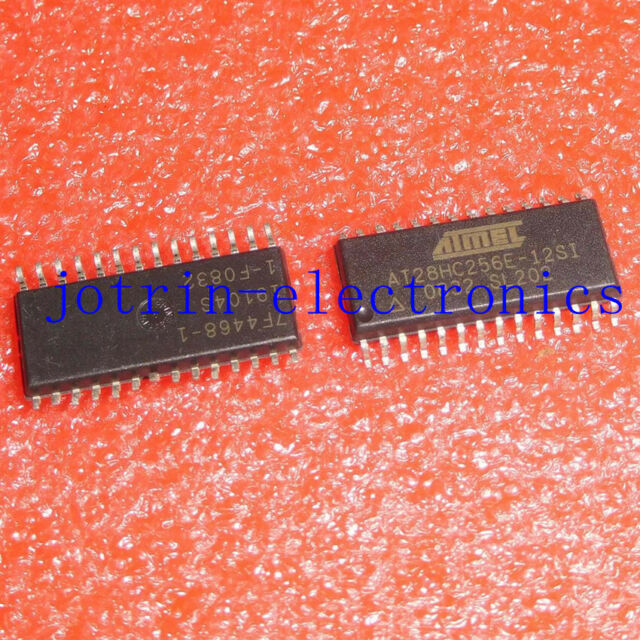 1pcs AT28HC256E-12SI AT28HC256E 32K x 8 High Speed Parallel EEPROM SOP-28