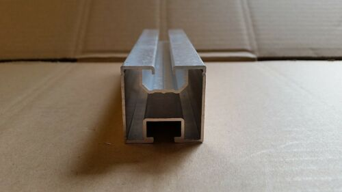 3 Montageschienen 40x40 ALU 2,0M SOLAR für Nutenstein