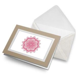 Greetings-Card-Biege-Indian-Mandala-Boho-Yoga-19361
