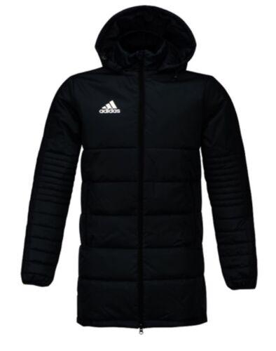 Invierno Bs0050 Larga Parka Acolchada Chaqueta Abrigo Negro Adidas Men 17 de Jumper Tiro fZqwx87x4n