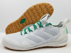 efb2415ec Adidas Ace Tango 17.1 IN Soccer Shoes Mens Size 6.5 US BA8538 White ...