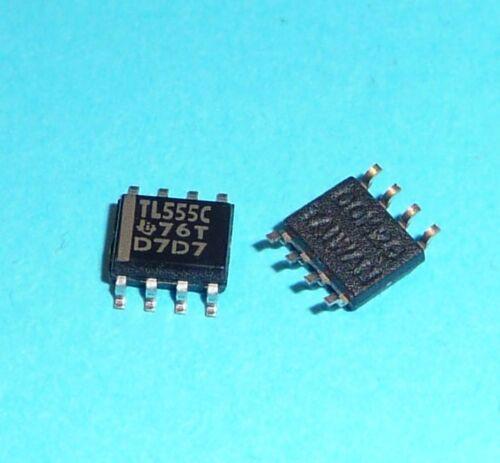 5x org ne555 Timer TTL so14 SMD nos ti tl555c tc555 precisión Timer