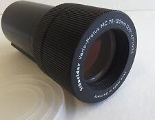 SCHNEIDER VARIO-PROLUX MC PROJECTION LENS 70-120mm F3.5
