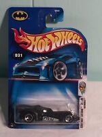 2004 Hotwheels First Edition - Batmobile 031 31/100 Mint On Card