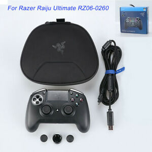 For Razer Raiju Ultimate Rz06 0260 Gaming Controller For Ps4 Bluetooth Wired Ebay Raiju ultimate has 3 conectivity modes, namely: ebay