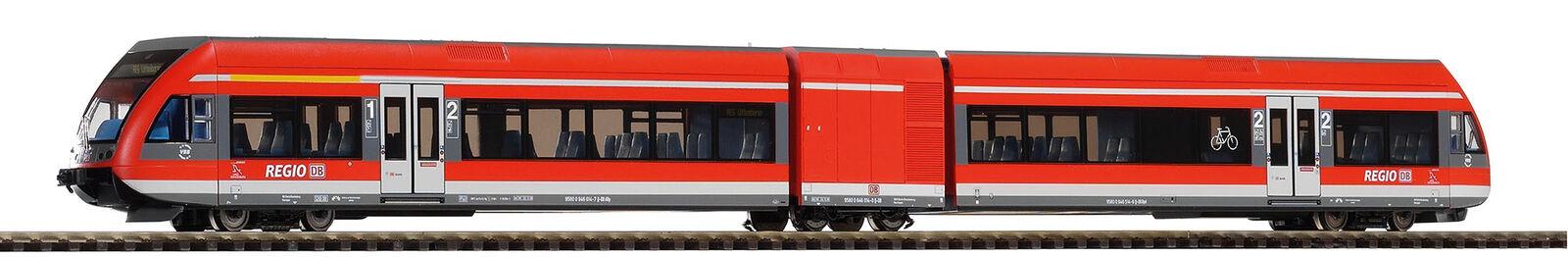 Piko 59520 dieseltriebwagen br 646 stadler h0