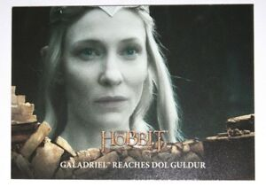 THE-HOBBIT-Galadriel-Battle-of-the-Five-Armies-Cryptozoic-Trading-Card
