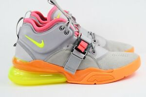 cd9df3c77ad1 Nike Air Force 270 Mens Size 8.5 Shoes Sherbert Atmosphere Grey ...