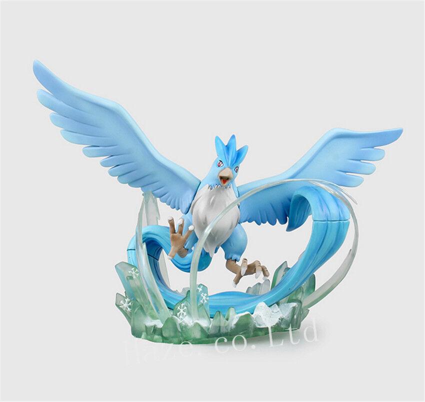 Pokemon Go Articuno PVC Figure Figurine 18cm New in in in Box 90dc05