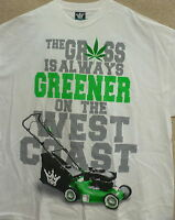 Mafioso Men's T-shirts grass Greener -- Color White