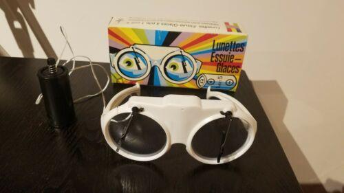 RARE! Vintage Brevete Windshield Wiper Sunglasses