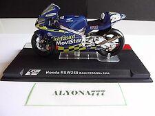 1/24 Ixo HONDA RSW250 2004 #26 DANI PEDROSA MotoGP Bike Motorcycle 1:24 Altaya