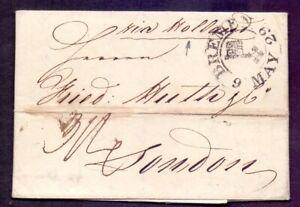 Vorphilabrief-Altbrief-Bremen-1829-mit-Schluessel-Stempel-nach-London-008